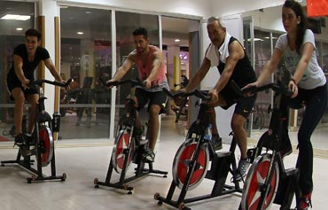 CYCLE(SPINNING), spinning